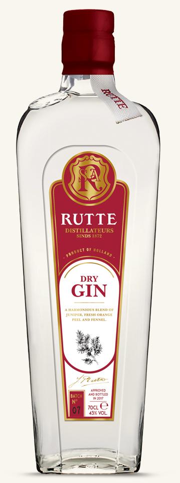 Rutte dry gin