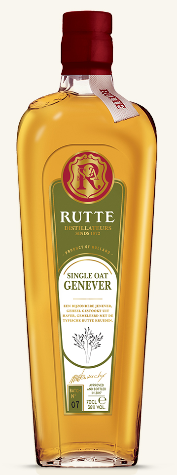 Rutte single Oat Genever