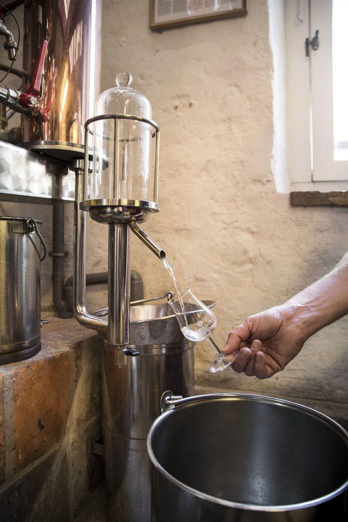 jenever distilleren