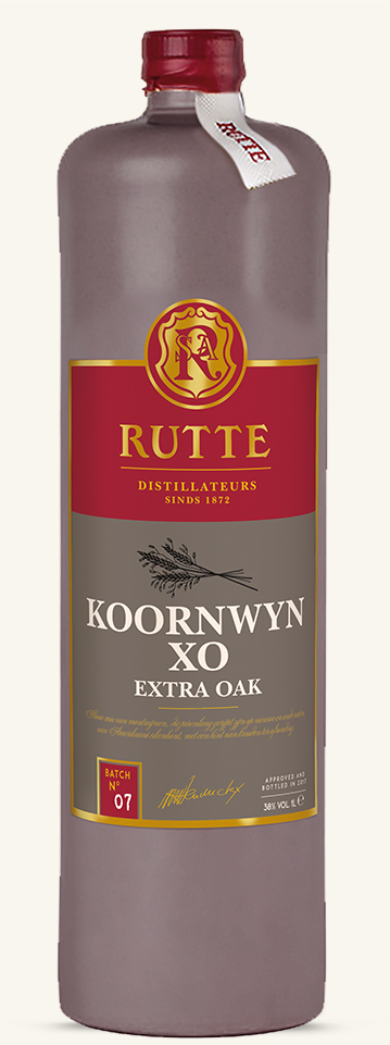 Rutte koornwyn XO - extra oak